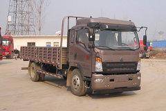 中国重汽HOWO 统帅 168马力 4X2 5.2米自卸车(ZZ3167G421CE1)