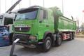 中国重汽 HOWO T6G重卡 380马力 8X4 自卸车(渣土车)(ZZ3317N386WE1)