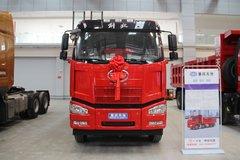 一汽解放 J6M重卡 320马力 8X4 6.8米自卸车(CA3310P63K1L1T4E5) 卡车图片