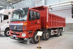 福田 欧曼ETX 6系重卡 轻量化 300马力 8X4 6米自卸车(BJ3313DNPKC-AP)