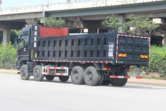东风商用车 天龙KC 420马力 8X4 8.2米自卸车(DFH3310AX12)
