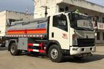 中国重汽HOWO 统帅 154马力 4X2 加油车(随州力神-醒狮牌)(SLS5100GJYZ5A)图片