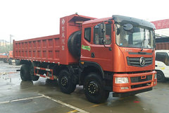 东风特商 240马力 8X2 7.6米自卸车(EQ3319GFV) 卡车图片