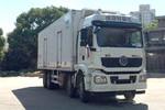 陕汽重卡 德龙新M3000 轻量化版 430马力 8X4 9.5米冷藏车(SX5310XLCGB456)