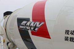 三一重工 C8 313马力 8X4 7.99方混凝土搅拌车(SYM5310GJB1E) 卡车图片