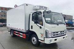 福田 时代H2 110马力 4X2 4米冷藏车(BJ5043XLC-J7)