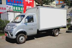 金杯 T50 创业型 1.5L 109马力 汽油 3.4米单排厢式微卡(SY5032XXY-YC6AT) 卡车图片
