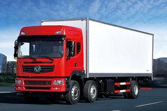 东风华神 T5 245马力 6X2 9.6米厢式载货车(EQ5252XXYLV2)