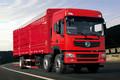 东风神宇 T5 240马力 6X2 9.6米仓栅式载货车(EQ5252CCYLV2)