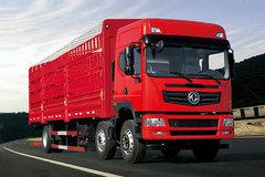 东风华神 T5 240马力 6X2 9.6米仓栅式载货车(EQ5252CCYLV2)