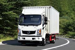 东风神宇 T1 115马力 4.1米单排厢式轻卡(EQ5042XXYL3)