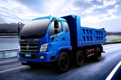 福田 瑞沃E3 170马力 6.8米自卸车(BJ3193DKPEB-FB) 卡车图片