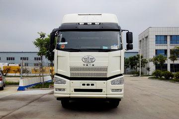 一汽解放 J6P 350马力 8X4 冷藏车(冰凌方)(QYK5310XLC5)图片