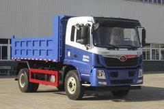 中国重汽 豪曼H5 180马力 4X2 4.2米自卸垃圾车(ZZ5168ZLJG10EB0) 卡车图片