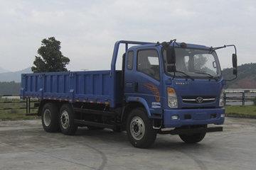 中国重汽 豪曼H5 运输型 180马力 6X2 5米自卸车(ZZ3258FC0EB1)