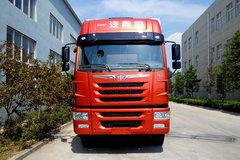 青岛解放 途V重卡 290马力 6X2 7.7米冷藏车(CA5250XLCP1K2L5T3E5A80)