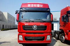 陕汽重卡 德龙X3000 375马力 8X4 9.5米冷藏车(SX5310XLC4C456)