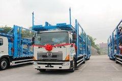 广汽日野 700系列重卡 300马力 4X2轿运车底盘(平顶)(YC1180FH8JW5) 卡车图片