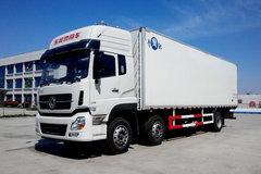 东风商用车 天龙 270马力 6X2 冷藏车(冰凌方)(QYK5252XLC5)