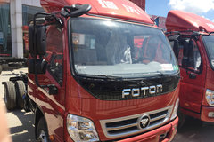 福田 瑞沃E3 156马力 4.2米单排仓栅式轻卡(BJ2043V7JDA-AC)