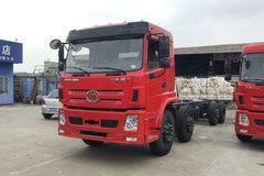 三环十通 昊龙 270马力 8X2 9.6米栏板载货车(STQ1311L16Y4A5)