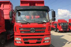 陕汽商用车 轩德X6 210马力 4X2 5.2米LNG渣土自卸车(SX3160GP5N)图片