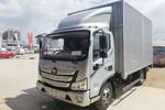 福田 欧马可S3系 150马力 4.14米单排厢式轻卡(BJ5048XXY-FC)图片