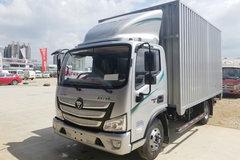 福田 欧马可S3系 150马力 4.14米单排厢式轻卡(BJ5048XXY-FC) 卡车图片
