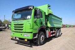 青岛解放 天V重卡 350马力 6X4 5.6米自卸车(CA5251ZLJP2K2L3T1E5A80) 卡车图片