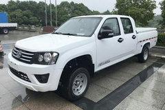 骐铃汽车 T100 创富版 2.2L汽油 两驱 双排皮卡(JML1031A3N) 卡车图片