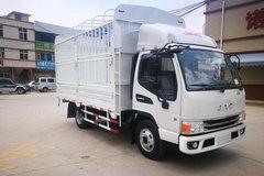 江淮 康铃H5 120马力 4.18米单排仓栅式轻卡(HFC5045CCYP92K1C2V)图片