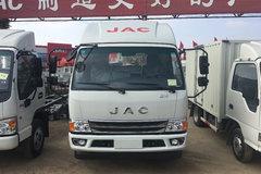 江淮 康铃H5 143马力 3.82米排半厢式轻卡(HFC5045XXYP92K1C2V) 卡车图片