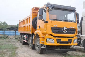 陕汽重卡 德龙新M3000 加强版 350马力 8X4 7米自卸车(SX3310HB346B)