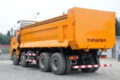 陕汽重卡 德龙新M3000 350马力 8X4 7米自卸车(SX3310MB3262A) 卡车图片