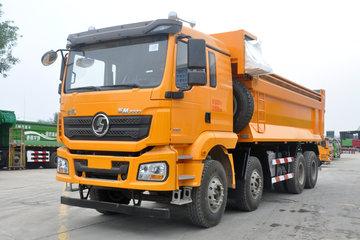 陕汽康明斯 德龙新M3000 城建加强版 385马力 8X4 7.2米自卸车(SX3310MB366)