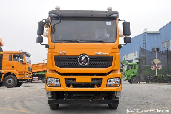 陕汽康明斯 德龙新M3000 345马力 6X4 5.4米自卸车