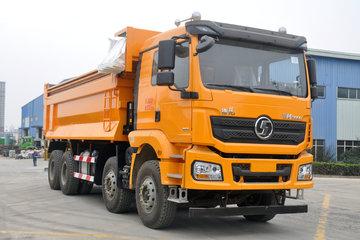 陕汽康明斯 德龙新M3000 城建加强版 345马力 8X4 7.2米自卸车(SX3310MB366)