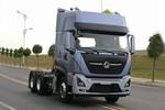 东风商用车 新天龙KL重卡 450马力 6X4危险品牵引车(DFH4250D1)