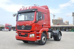 陕汽重卡 德龙新M3000 重柜版 350马力 4X2牵引车(SX4180MB1) 卡车图片
