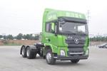 陕汽重卡 德龙X3000 430马力 6X4 LNG牵引车(SX42584V384TLW)图片