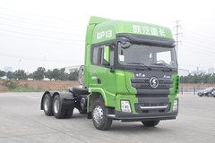 陕汽重卡 德龙X3000 430马力 6X4 LNG牵引车(SX42584V384TLW)