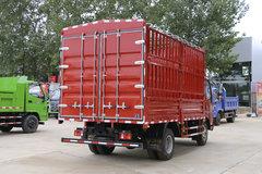 中国重汽HOWO 统帅 148马力 4.15米单排仓栅式轻卡(ZZ5047CCYF341CE143) 卡车图片