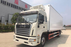 江淮格尔发 K6L 190马力 4X2 冷藏车(HFC5161XLCP3K1A57V)