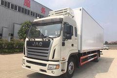 江淮 格尔发K6L 220马力 4X2 6.8米冷藏车(HFC5181XLCP3K3A57V)