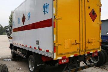 福田 欧马可3系 143马力 4X2 4.2米箱式气瓶运输车(BJ5049XRQ-A3)图片