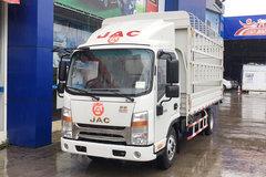 江淮 新帅铃K340 152马力 4.23米单排仓栅式轻卡(HFC5041CCYP73K2C3V) 卡车图片