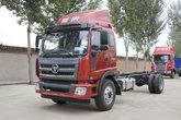 福田 瑞沃Q5中卡 168马力 4X2 6.7米栏板载货车底盘(BJ1146VJPEK-1)