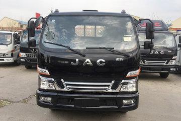 江淮 骏铃V6 141马力 4.18米单排栏板轻卡(HFC1043P91K1C2V)