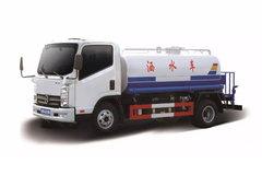 凯马 凯捷 116马力 4X2 洒水车(KMC5076GSSA33D5)