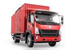 中国重汽HOWO G5X中卡 2018款 210马力 4X2 6.75米排半厢式载货车(ZZ5167XXYG521DE1)图片
